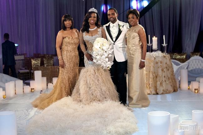 Kandi Burruss Wedding Dress_Wedding Dresses_dressesss