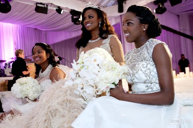 Kandi atlanta wedding