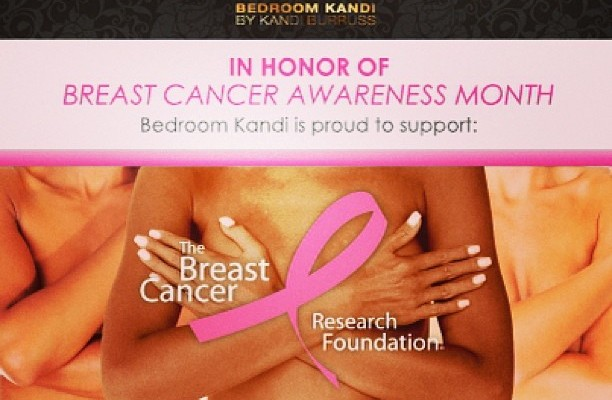 Bedroom Kandi Donating 5% Of Proceeds During Breast Cancer ...