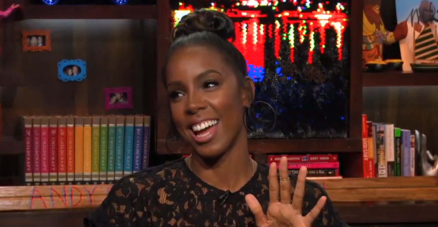 Kelly rowland reveals her connection to 39 real housewives for Bedroom kandi swag bag