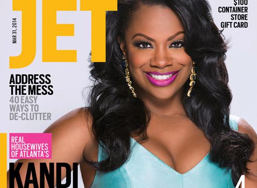 Kandi Jet Magazine Cover