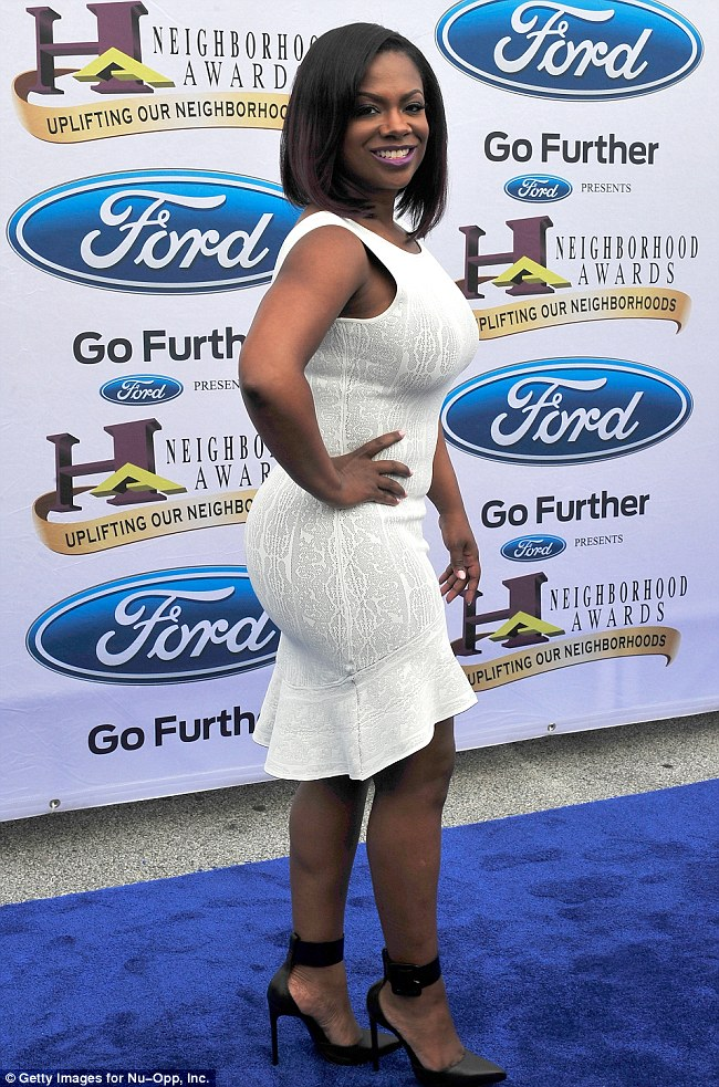 kandi burruss mother in law