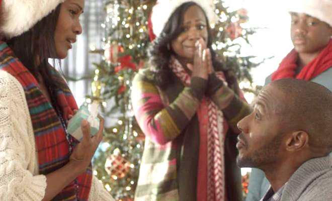 Dont Miss Kandi In The Holiday Movie Second Chance Christmas