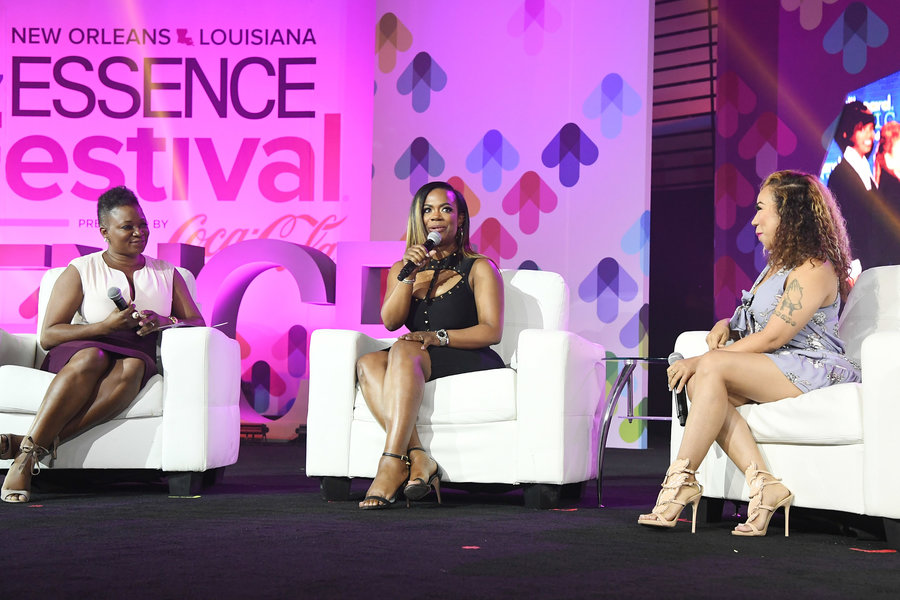 2017 ESSENCE Festival Presented By Coca-Cola Ernest N. Morial Convention Center – Day 3