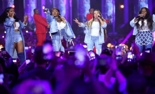 Xscape Slays Plus Kandi u0026 Tiny Pay Tribute To TLC At VH1 Hip Hop Honors | Kandi Burruss