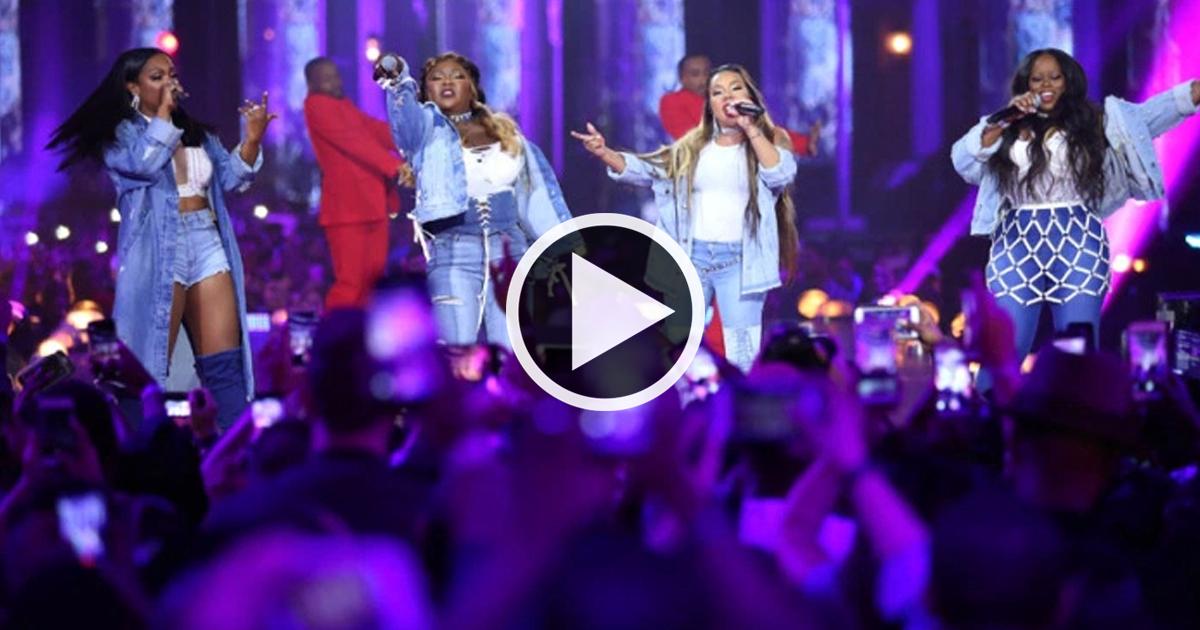 Xscape Slays Plus Kandi & Tiny Pay Tribute To TLC At VH1 ...