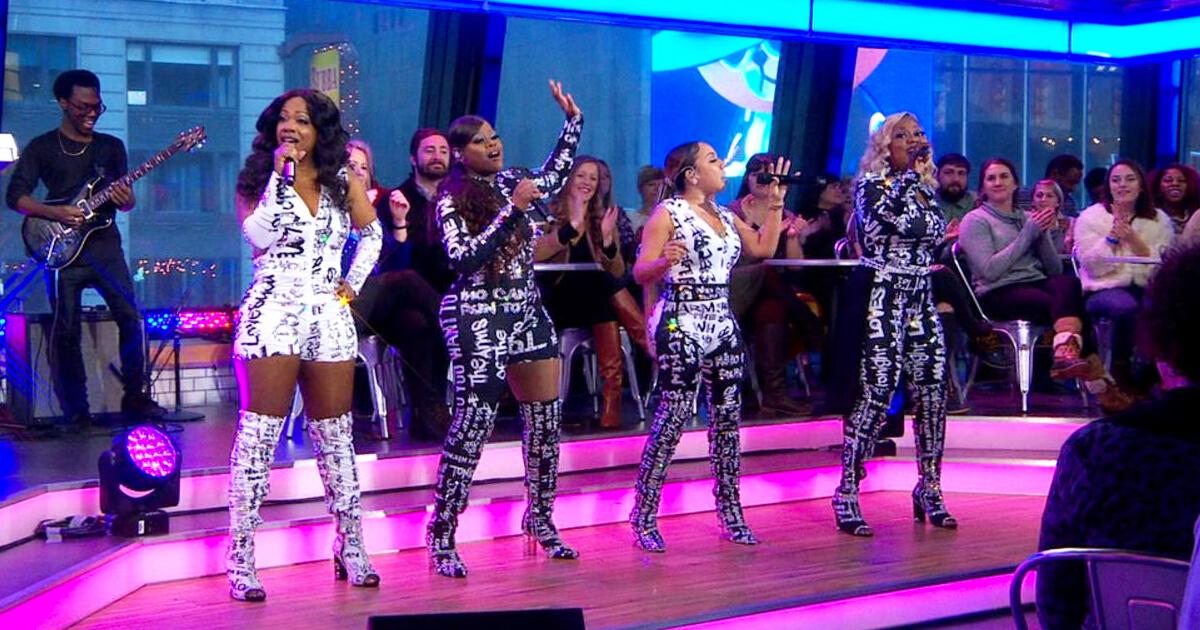 Watch Xscape Perform On u2018Good Morning Americau2019 | Kandi Burruss
