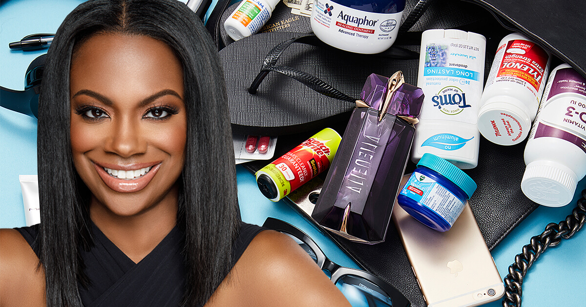 kandi burruss what s in my bag kandi burruss