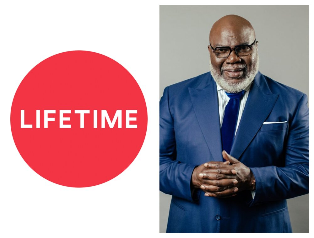 Lifetime+and+T.D.+Jakes